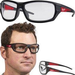 Okulary ochronne gogle robocze Premium Milwaukee